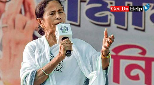 Mamata Banerjee Updates Facebook, Twitter Profile Pic Amid Slogan Row