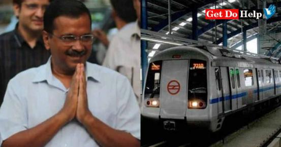 Kejriwal announces voluntary free rides for women in all buses, metros in Delhi