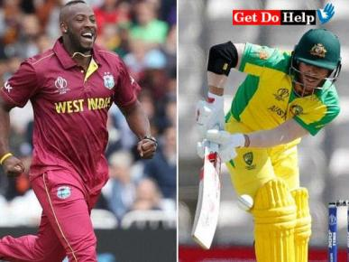 ICC World Cup 2019 - Match 10 Australia vs West Indies, Match Prediction