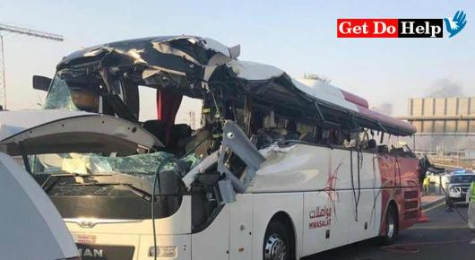 17 Indians Killed In Bus Crash In Dubai