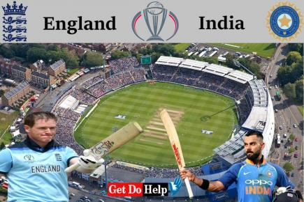 ICC World Cup 2019 - Match 38, England vs India, Match Prediction and Tips