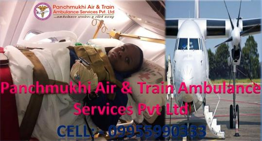 Some Advanced Tips to Hire the Panchmukhi Air Ambulance in Dimapur