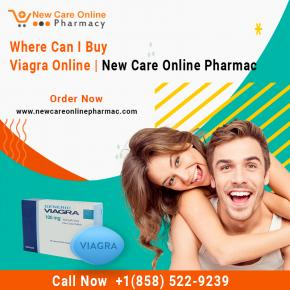 Where Can I Buy Viagra Online | New Care Online Pharmac