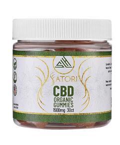 Satori CBD 1500mg Organic Vegan Gummy