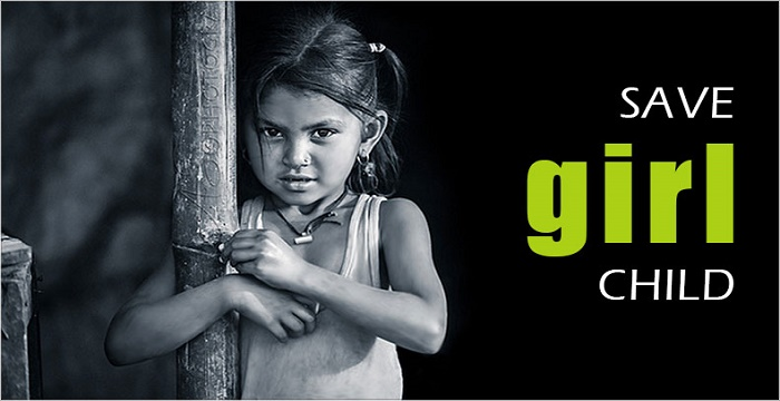 save girls child