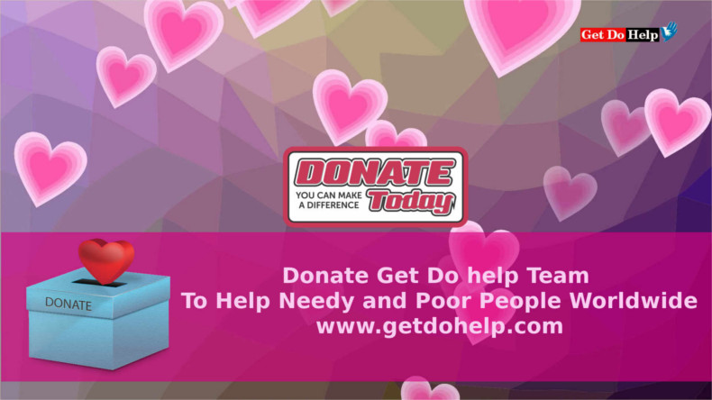 donate money for needy and poor people